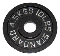Image for Legend Fitness Performance Series 10lb Grip Plate, Each from SSIB2BStore