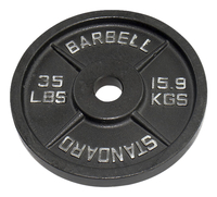 Image for Legend Fitness Performance Series 35lb Grip Plate, Each from SSIB2BStore