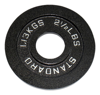 Image for Legend Fitness Performance Series 2.5lb Grip Plate, Each from SSIB2BStore