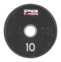 Image for Legend Fitness Pro Series 10lb Grip Plate, Each from SSIB2BStore