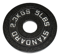 Image for Legend Fitness Performance Series 5lb Grip Plate, Each from SSIB2BStore