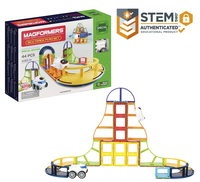 Image for Magformers Sky Track 44 Piece Set from School Specialty