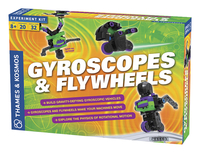 Image for Thames and Kosmos Gyroscopes & Flywheels from School Specialty