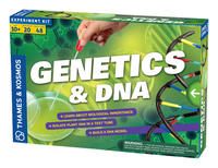 Image for Thames and Kosmos Genetics & DNA Version 2.0 from School Specialty