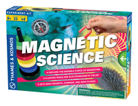 Image for Thames and Kosmos Magnetic Science from School Specialty