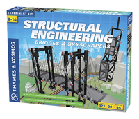 Image for Thames and Kosmos Structural Engineering: Bridges & Skyscrapers from School Specialty