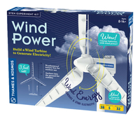 Image for Thames and Kosmos Wind Power Version 4.0 from School Specialty