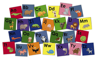 Image for Childcraft Washable Printed Carpet Squares, 15 x 15 In, Set of 26, Various Options from SSIB2BStore
