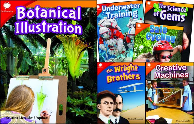 STEM Book Sets, Item Number 2040796