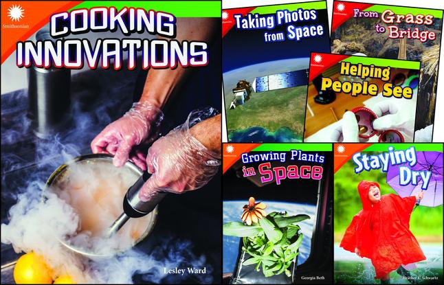 STEM Book Sets, Item Number 2040805