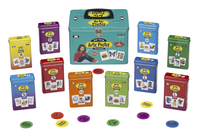 Image for Super Duper Articulation Photos Fun Decks, Set 1 (S, R, L, S/R/L Blends, Z, SH, CH, and TH) from School Specialty