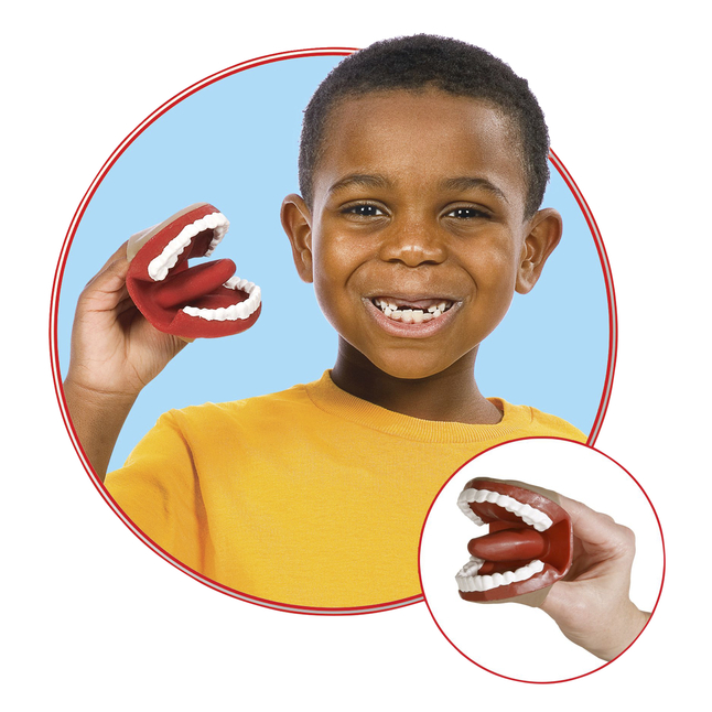 Image for Super Duper Mini Mouth Finger Puppet from School Specialty