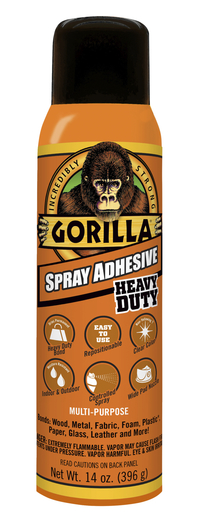 Spray Adhesive, Item Number 2040928