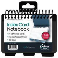 3X5 Ruled Index Cards, Item Number 2041032