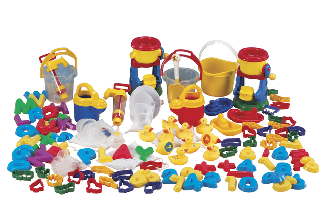 Sand and Water Supplies, Item Number 204103