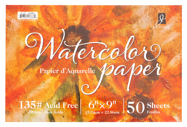 Watercolor Paper, Item Number 2041189