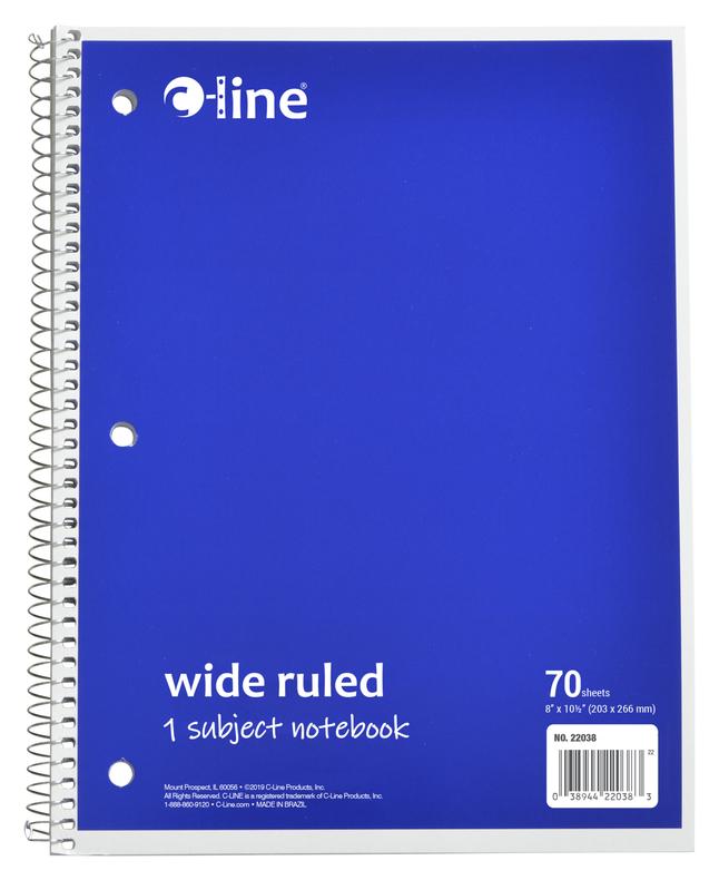 Wirebound Notebooks, Item Number 2041192