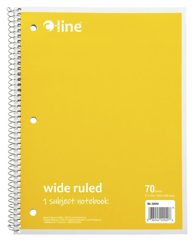 Wirebound Notebooks, Item Number 2041193