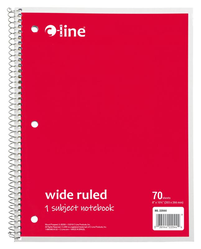 Wirebound Notebooks, Item Number 2041194