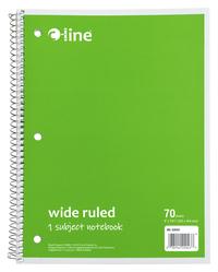 Wirebound Notebooks, Item Number 2041196