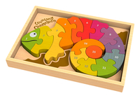 Early Childhood Chunky Puzzles, Item Number 2041277