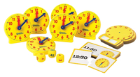 Telling Time Activities, Item Number 2041413