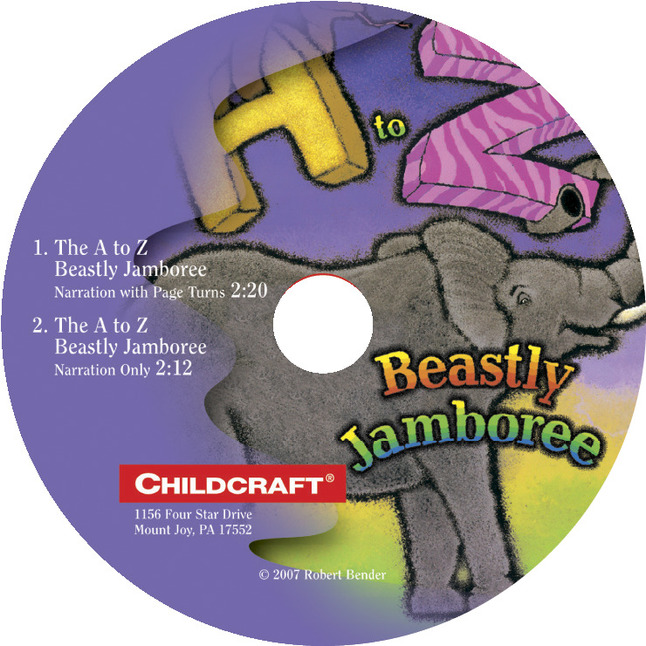 Early Childhood Music CDs, Item Number 204227