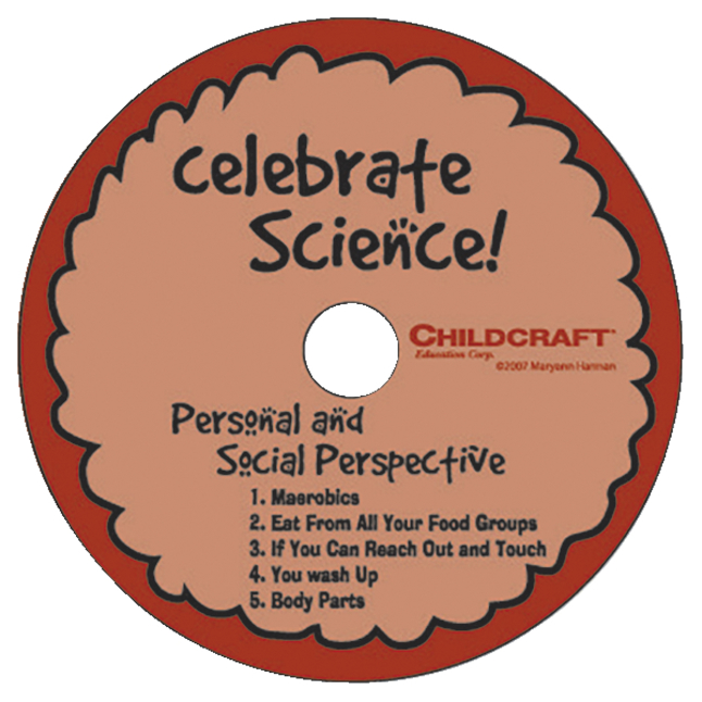 CDs, Educational CDs, Learning CDs Supplies, Item Number 204245