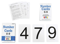 Number Sense and Counting Supplies, Item Number 2044655