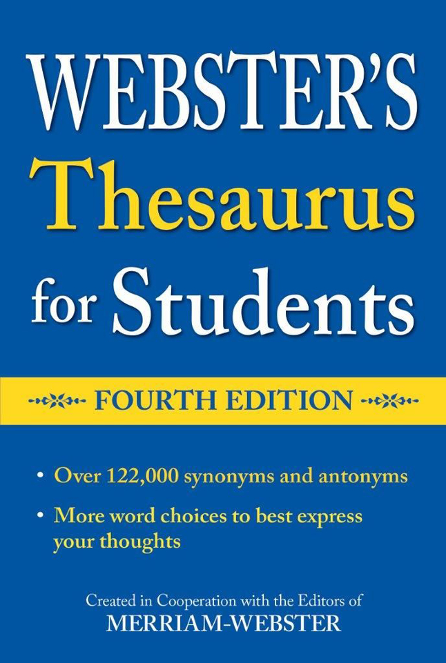Thesaurus, Item Number 2044663