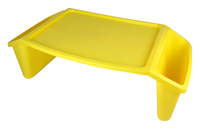 Image for Romanoff Products Lap Tray, 22-1/2 x 11-3/4 x 8-1/4 Inches, Yellow from SSIB2BStore