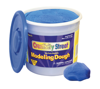 Image for Creativity Street® Modeling Dough, Blue, 3-1/3 lb., 1 Tub from School Specialty