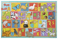 Early Childhood Floor Puzzles, Item Number 2048079