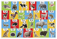 Early Childhood Floor Puzzles, Item Number 2044732