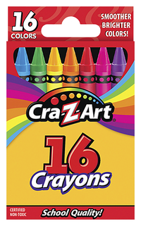 Image for 16ct Crayons from SSIB2BStore