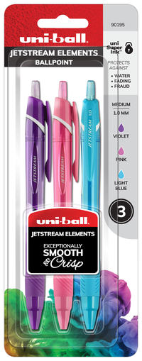 Image for uni-ball Jetstream Elements Ballpoint Pen, 1.0 mm from School Specialty