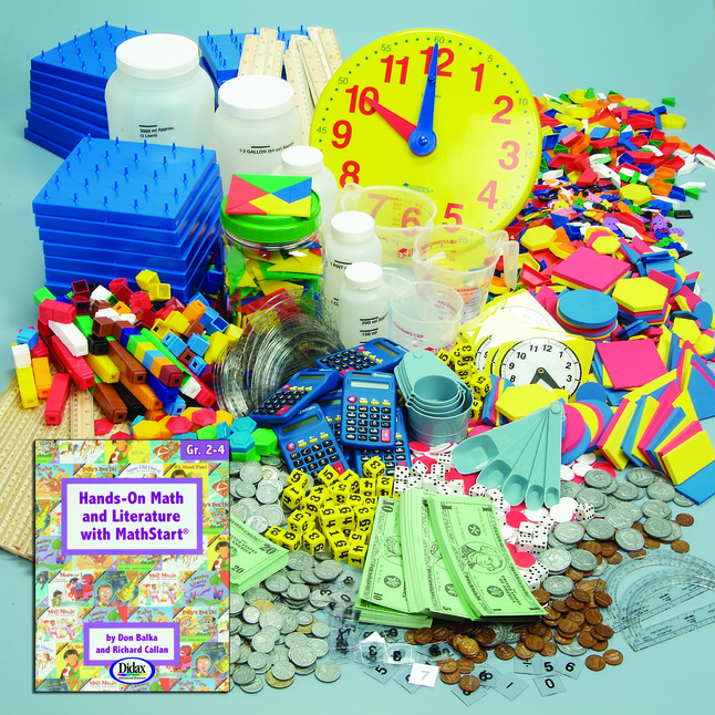 Fraction, Math Manipulatives Supplies, Item Number 204633