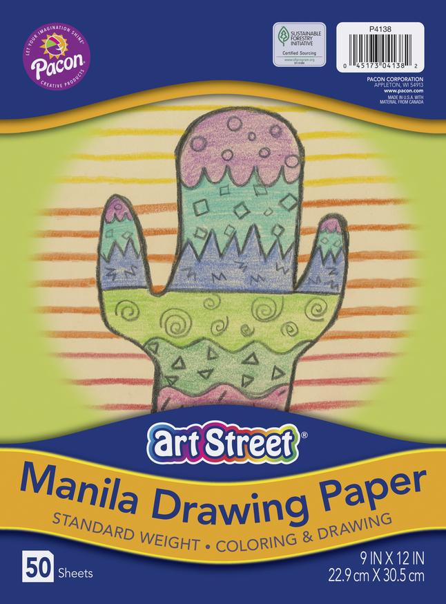 Drawing Paper, Item Number 2047925
