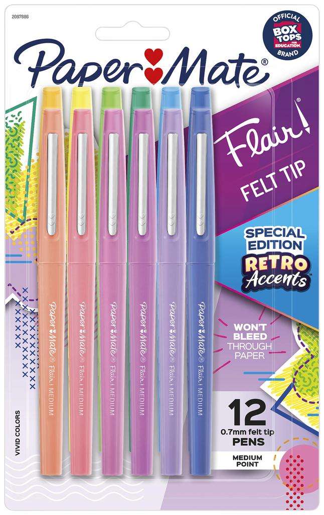 Fiber Tip Pens, Item Number 2047964