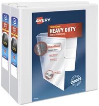 Heavy Duty D-Ring Presentation Binders, Item Number 2047981