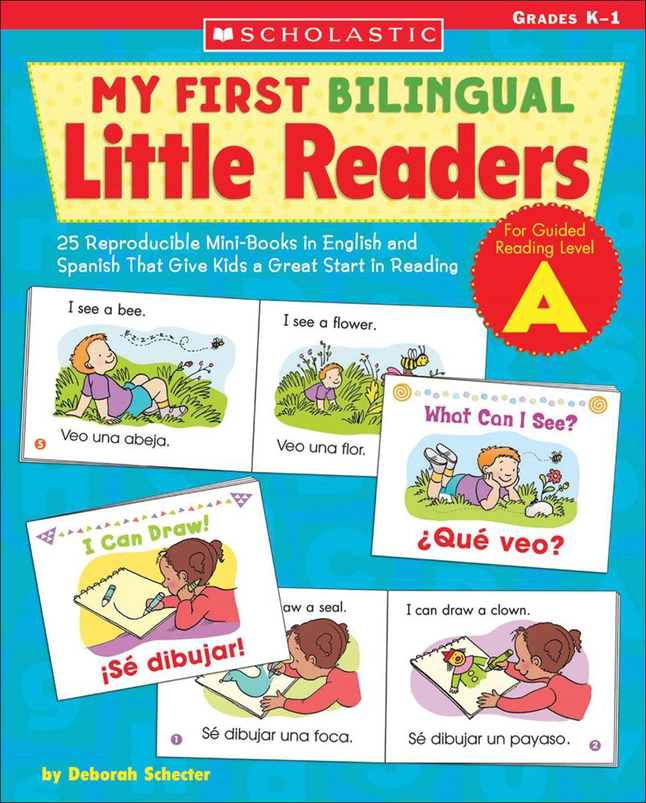 Bilingual Books, Item Number 2048030