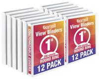 Round Ring Presentation Binders, Item Number 2048128
