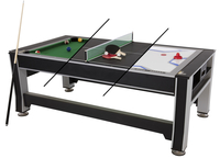 Game Tables, Gaming Tables, Multi Game Tables, Item Number 2048136