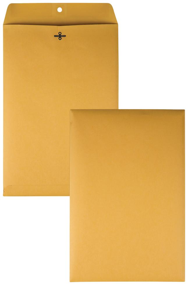 Manila and Clasp Envelopes, Item Number 2048234