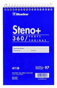 Steno Pads, Steno Notebooks, Item Number 2048256