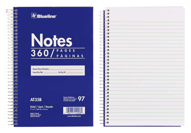 Steno Pads, Steno Notebooks, Item Number 2048303