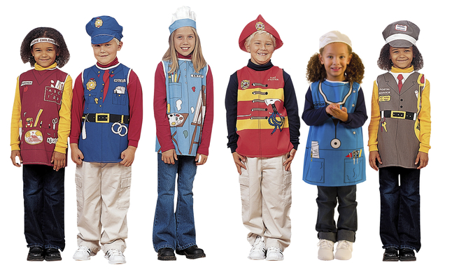 Dramatic Play Dress Up, Role Play Costumes, Item Number 204849
