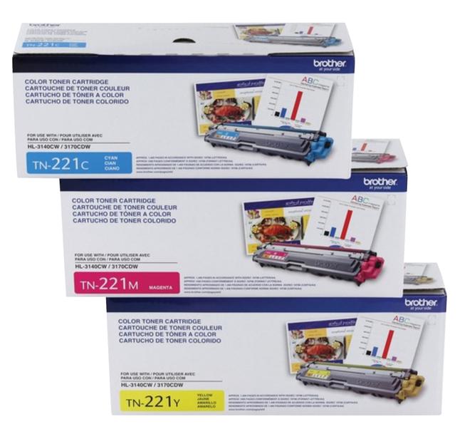 Multipack Laser Toner, Item Number 2049145
