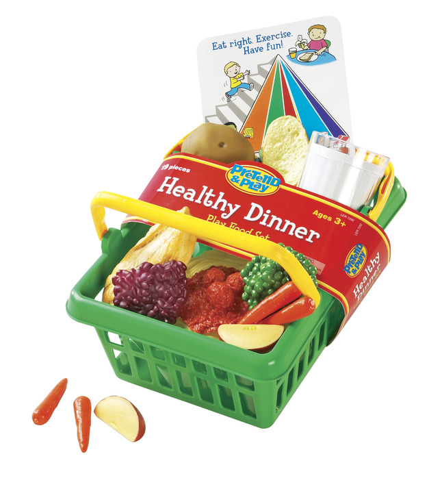 Dramatic Play Kitchen Accessories, Item Number 204921