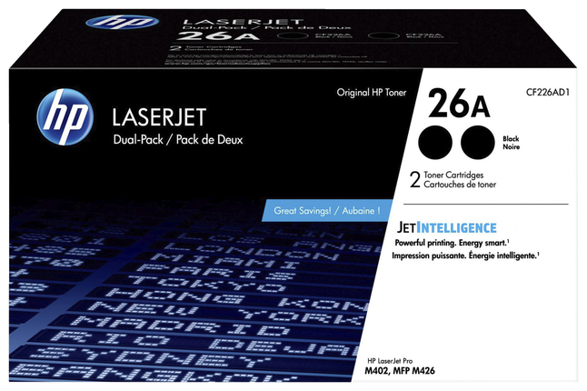 Black Laser Toner, Item Number 2049225